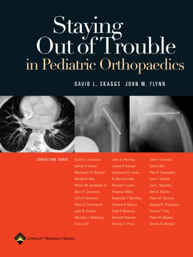 9780781753357: Staying Out of Trouble in Pediatric Orthopaedics