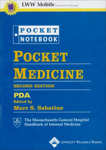 Pocket Medicine: The Massachusetts General Hospital Handbook: Marc S. Sabatine