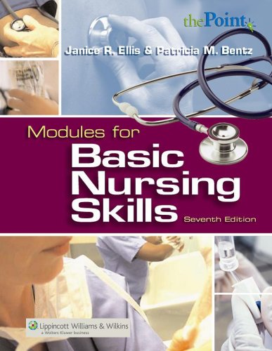 Modules for Basic Nursing Skills (Nfu (Nursing Fundamentals)): Janice Rider Ellis, Patricia M. ...