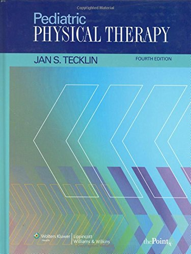 9780781753999: Pediatric Physical Therapy