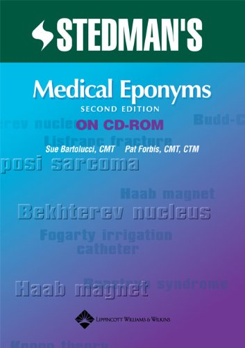 9780781754477: Medical Eponyms