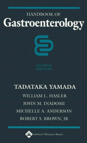 Handbook Of Gastroenterology