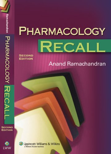 9780781755627: Pharmacology Recall (Recall Series)