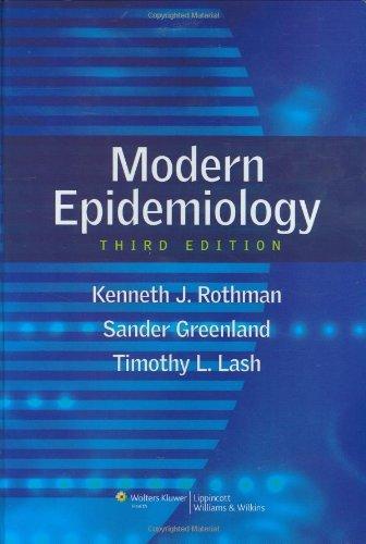 9780781755641: Modern Epidemiology