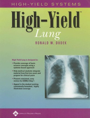 9780781755702: High-Yield™ Lung (High-Yield Systems Series)