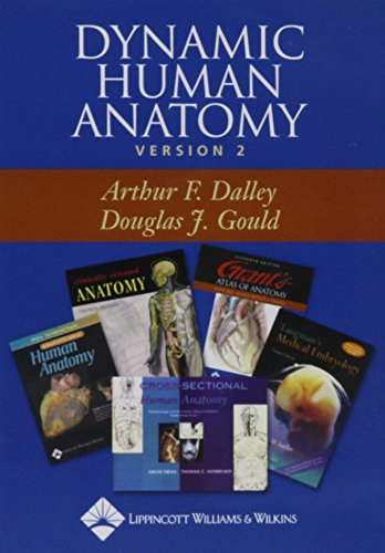 9780781755733: Dynamic Human Anatomy, Version 2.0: Electronic Supplement to Grant's Atlas of Anatomy, Eleventh Edition