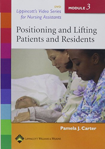 9780781756044: Lippincott's Video Series for Nursing Assistants: Positioning and Lifting Patients and Residents: Single Seat: Module 3