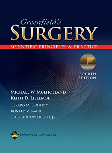 9780781756242: The Greenfield's Surgery: Scientific Principles and Practice (Surgery ( Greenfield ))