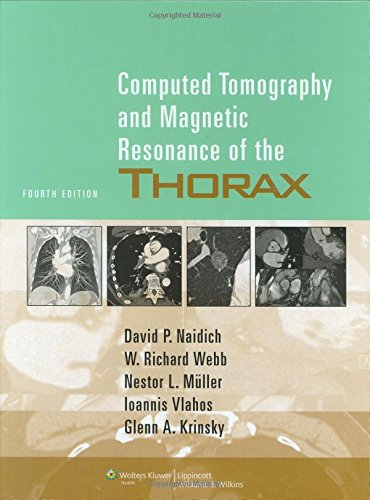 9780781757652: Computed Tomography and Magnetic Resonance of the Thorax