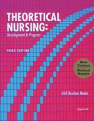 9780781757676: Theoretical Nursing, Revised Reprint: Development and Progress