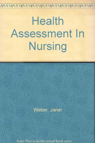 9780781759373: Health Assessment In Nursing