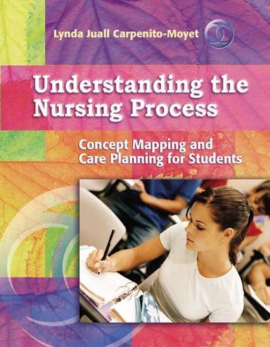 9780781759694: Understanding the Nursing Process: Concept Mapping and Care Planning for Students