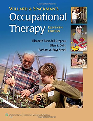 9780781760041: Willard and Spackman's Occupational Therapy