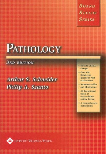 9780781760225: BRS Pathology (Board Review Series)