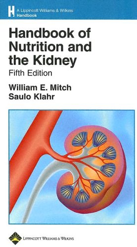 9780781760317: Handbook of Nutrition and the Kidney