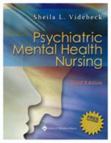 9780781760331: Psychiatric Mental Health Nursing