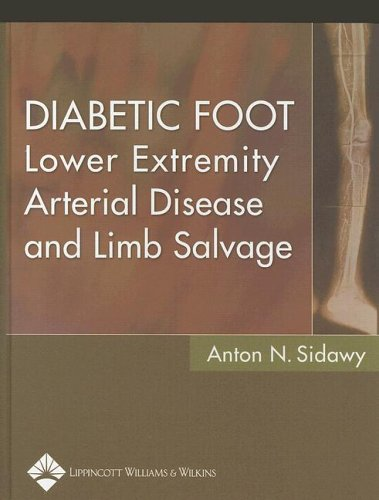 9780781760683: Diabetic Foot: Lower Extremity Arterial Disease and Limb Salvage
