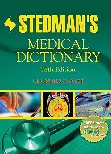 9780781761925: Stedman's Medical Dictionary