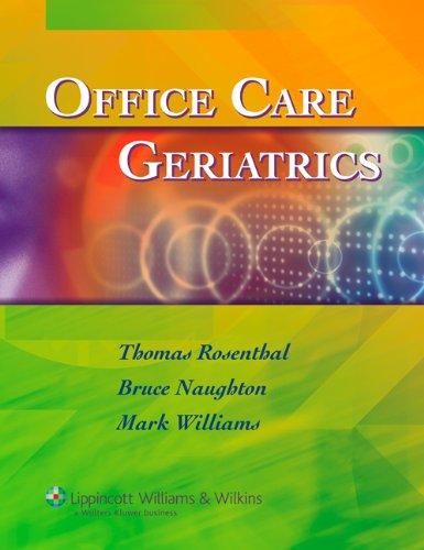 9780781761963: Office Care Geriatrics