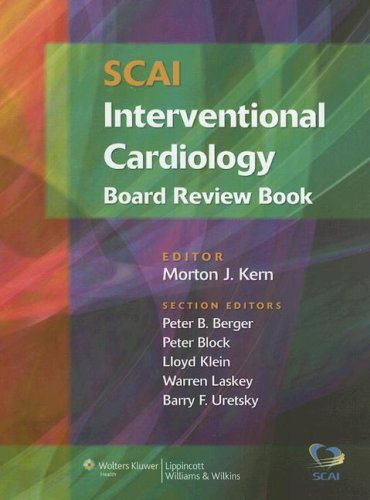9780781761970: SCAI Interventional Cardiology Board Review Book