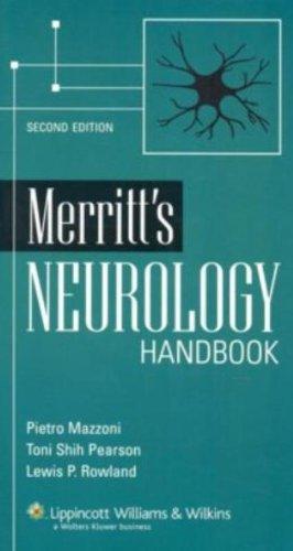 9780781762700: Merritt's Neurology Handbook