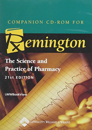 9780781763783: Remington: The Science And Practice Of Pharmacy