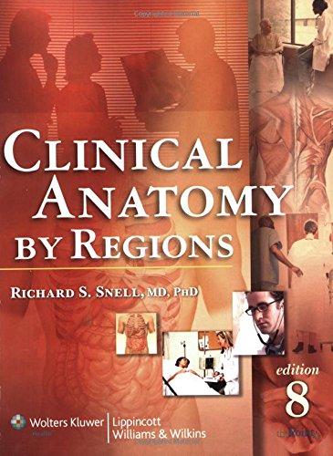9780781764049: Clinical Anatomy by Regions