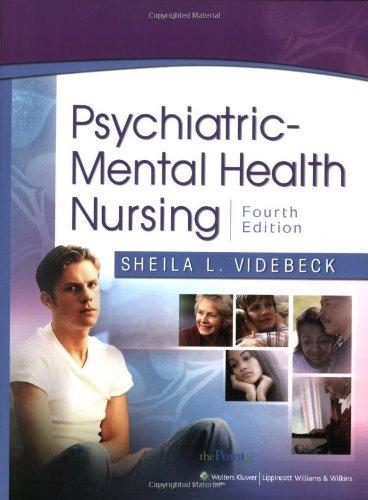 9780781764254: Psychiatric Mental Health Nursing