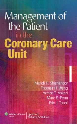 9780781764391: Management of the Patient in the Coronary Care Unit