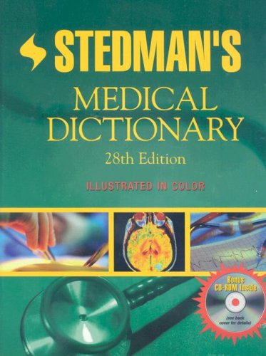 9780781764506: Stedman's Medical Dictionary, 28th Edition, Book/MOBILE Bundle
