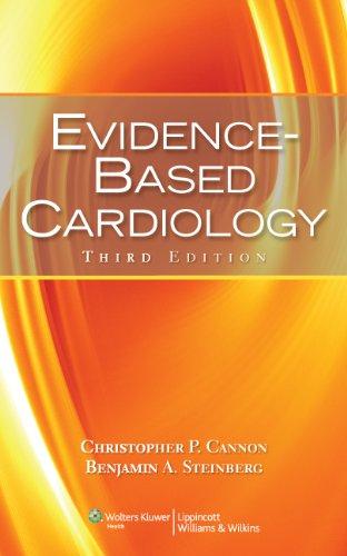 9780781764735: Evidence-Based Cardiology