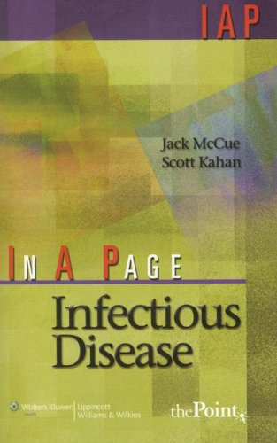 In A Page Infectious Disease (In a: Jack McCue, Scott