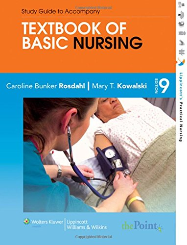 9780781765213: Textbook of Basic Nursing (Rosdahl, Textbook of Basic Nursing)