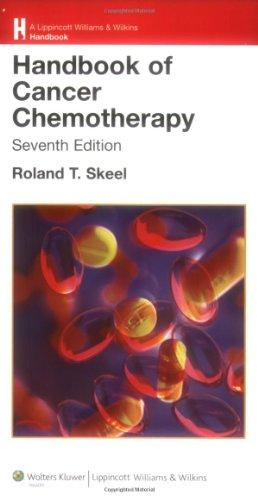 9780781765312: Handbook of Cancer Chemotherapy