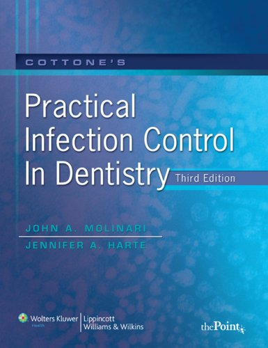 9780781765329: Cottone's Practical Infection Control in Dentistry
