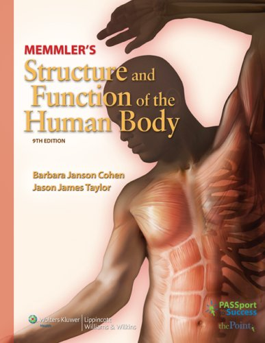 9780781765886: Memmler's Structure and Function of the Human Body (Structure & Function of the Human Body ( Memmler))