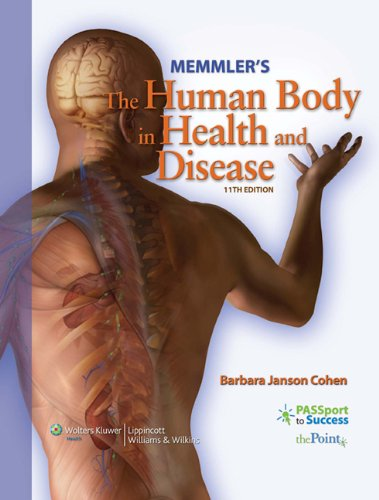 9780781765947: Memmler's Structure and Function of the Human Body: Text and Study Guide Package