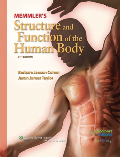 9780781765954: Memmler's Structure and Function of the Human Body (Structure & Function of the Human Body ( Memmler))