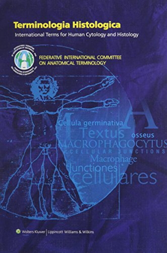 9780781766104: Terminologia Histologica: International Terms for Human Cytology and Histology (Spanish Edition)