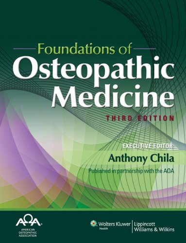 Foundations of Osteopathic Medicine: American Osteopathic Association