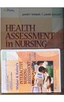 9780781766746: Health Assessment in Nursing, Third Edition, Plus Weber and Kelley's Interactive Nursing Assessment on CD-ROM, Second Edition