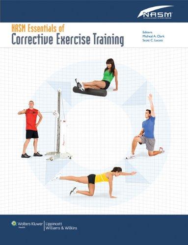 9780781768023: NASM Essentials of Corrective Exercise Training