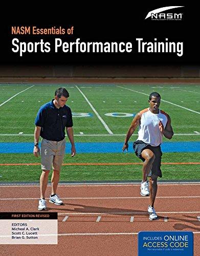 9780781768030: NASM's  Essentials of Sports Performance Training