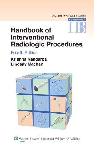 9780781768160: Handbook of Interventional Radiologic Procedures