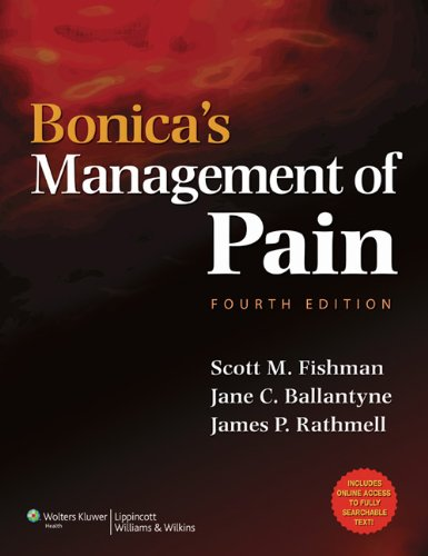 9780781768276: Bonica's Management of Pain (Fishman, Bonica's Pain Management)