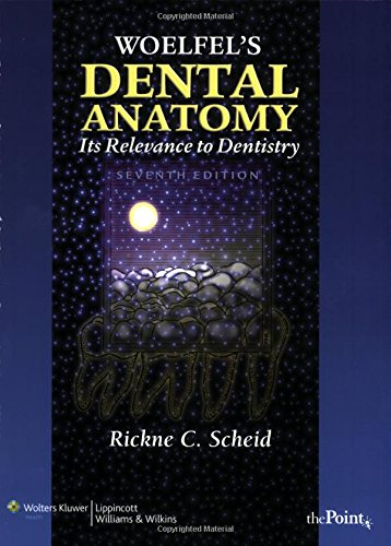 9780781768603: Woelfel's Dental Anatomy: Its Relevance to Dentistry