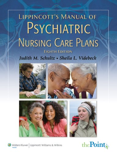 9780781768689: Lippincott's Manual of Psychiatric Nursing Care Plans (Manual Psychiatric Nursing Car)