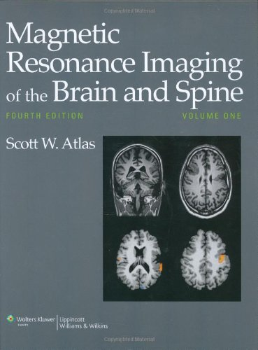 9780781769853: Magnetic Resonance Imaging of the Brain and Spine (2 Volume Set)