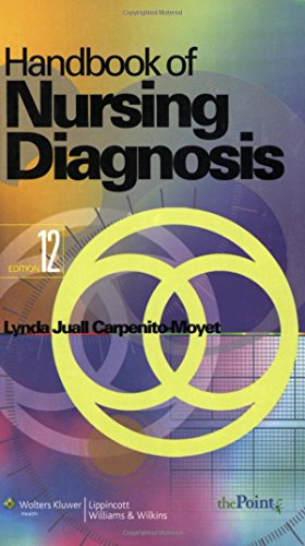 9780781769860: Handbook of Nursing Diagnosis