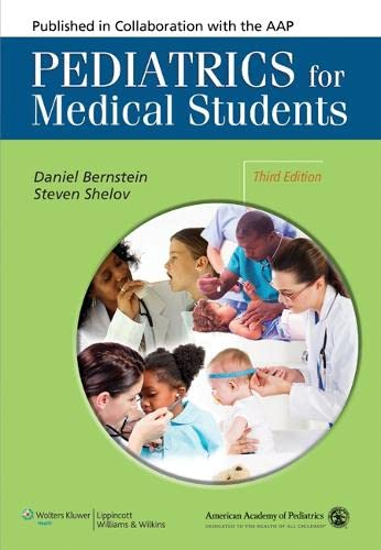 9780781770309: Pediatrics for Medical Students